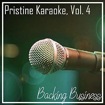 Pristine Karaoke, Vol. 4