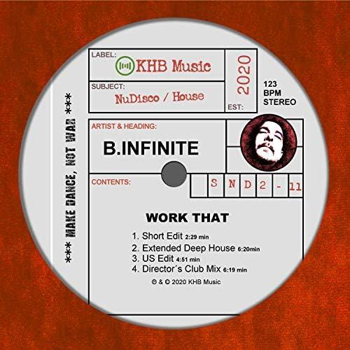 B.Infinite