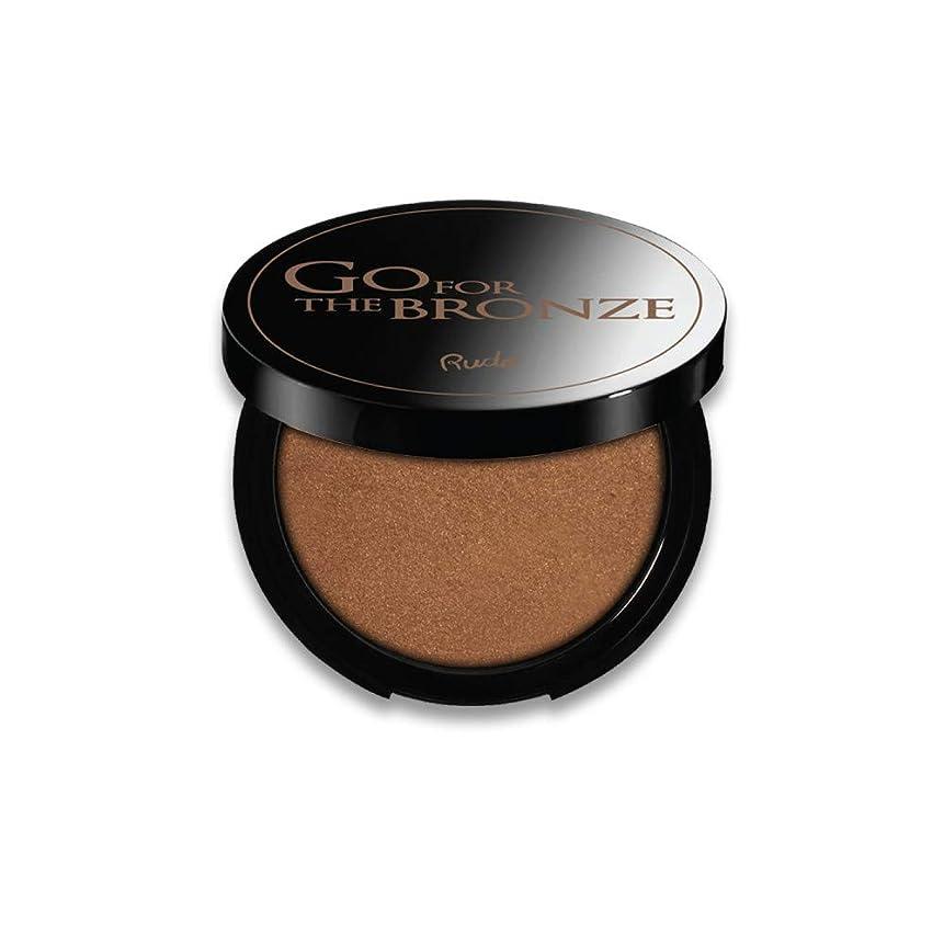 ラフト理由胚(3 Pack) RUDE Go For The Bronze Bronzer - As Good As Gold (並行輸入品)