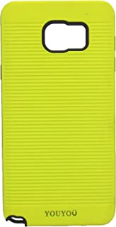 YouYou Back Cover For Samsung Galaxy Note 5 , Lime