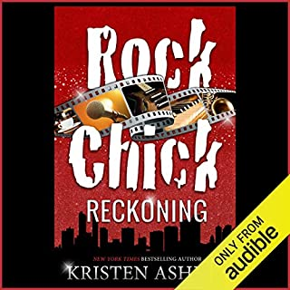 Page de couverture de Rock Chick Reckoning
