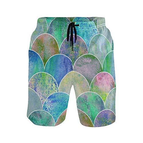 magic ship Zum Bedrucken von Textilien Herren-Badehose und Trainingsshorts Badeanzug oder Sportshorts - Adults Boys XL