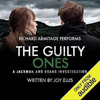 The Guilty Ones audiobook cover art