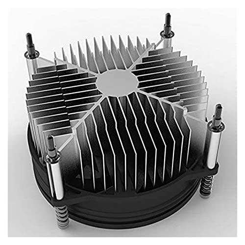 MSRRY Maestro Enfriador I50 CPU Refrigerador de 92 mm Bajo Ruido Ventilador de enfriamiento con disipador de Calor Ajuste for zócalo LGA 1150 1151 1155 1156 CPU Radiador