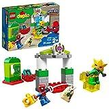 LEGO DUPLO Marvel Super Hero Adventures Spider Man vs Electro 10893 Building Blocks (29 Pieces)