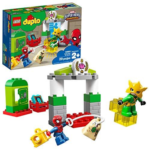 LEGO DUPLO Marvel Super Hero Adventures Spider-Man vs Electro 10893 Building Blocks (29 Pieces) (Discontinued by Manufacturer)
