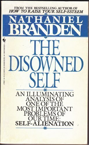 Download Disowned Self By Nathaniel Branden (1973-06-01) 