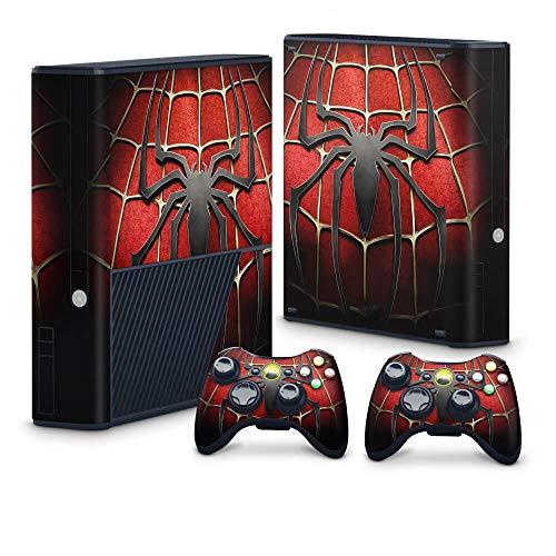 Skin Adesivo para Xbox 360 Super Slim - Spiderman Homem-Aranha #B