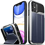 Vena vCommute Wallet Case Compatible with Apple iPhone 11