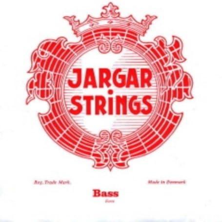CUERDA CONTRABAJO - A surprise price 100% quality warranty! is realized Jargar Roja Cromo G 4 Bass Fuerte 1ª