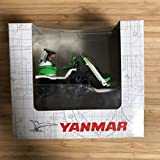 YANMAR PeS-1 軽量コンパクト 4条植え 玩具 田植え機 フィギュア ミニチュア エコトラ ミニカー 作業車 ヤンマー
