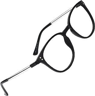 Unisex Super Light Keyhole Full Rim Classic Eyeglasses...