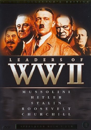 Leaders of WWII (4 Films) - 2-DVD Set ( Hitler and Stalin:...