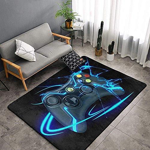 URIAS area rugs Indoor Soft Floor Teppiche Fluffy Carpets Game Controller Geeignet für Schlafzimmer, Büro, Couchtisch, Balkon Home Decor Teppiche