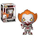 QToys Funko Pop! Movies: IT #543 Pennywise Exclusive Chibi...