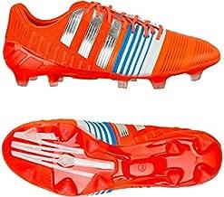 Adidas Nitrocharge 3.0 TRX FG Soccer Cleat (Solar Red) Sz. 7.5