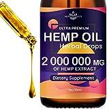 Hemp-Health Hemp Oil Drops