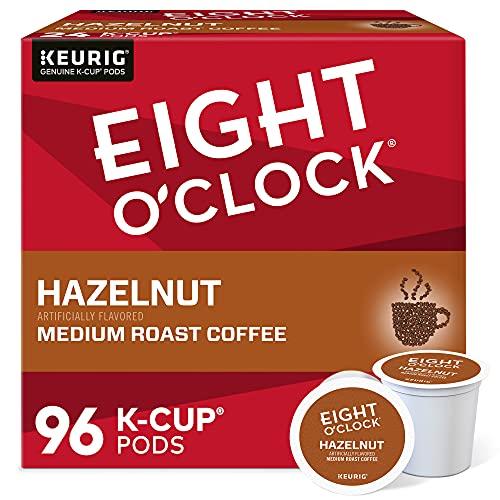Eight O'Clock Coffee Hazelnut Single-Serve...