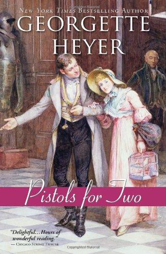 Pistols for Two (Regency Romances)