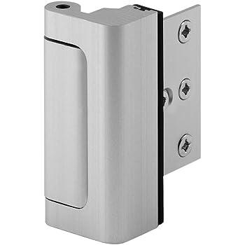 Defender Security Satin Nickel U 10827 Door Reinforcement ...