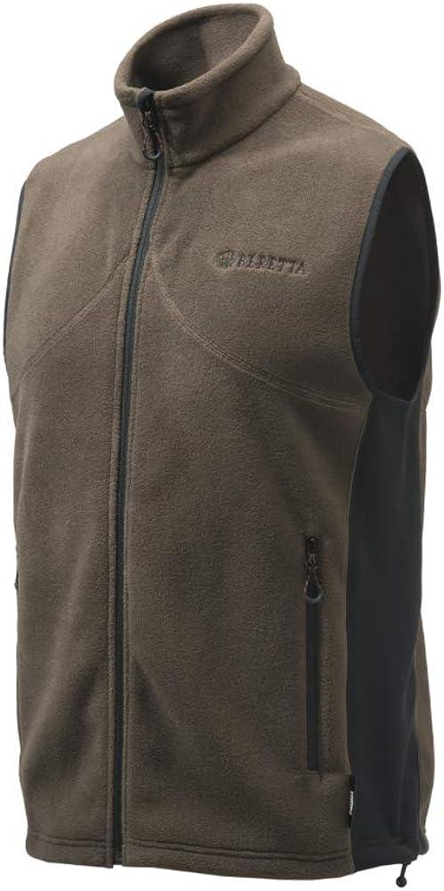 Beretta Men's Smartech Insulated Full Zip Hunting Outdoor Casual Polyester Fleece Vest