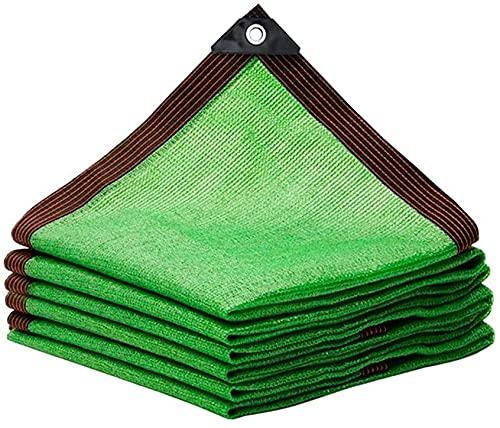 Telas Impermeables Para Exterior Protector solar Toldo Esquina reforzada 90% Sombreado Paño de sombra Material de HDPE Sombrilla Red de vela Jardín al aire libre Patio Fiesta Patio trasero Camping P