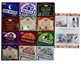 TRADING CO HEM社 インド製 コーンタイプ香 12種類の香り 合計12箱120個入(アソートセット)