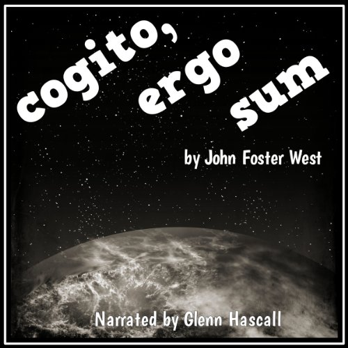 Cogito, Ergo Sum audiobook cover art
