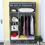 NXYJD Moderna sin Tejer Armario bebé Armario con cajón Mobiliario de Dormitorio (Color : B)
