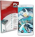 atFolix Schutzfolie kompatibel mit Vernee Apollo Lite Folie, ultraklare & Flexible FX Bildschirmschutzfolie (3X)
