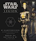 Asmodee- Star Wars: Legion Gioco da Tavolo espansione Droidi da Battaglia B1 (Pack Miglioria)...