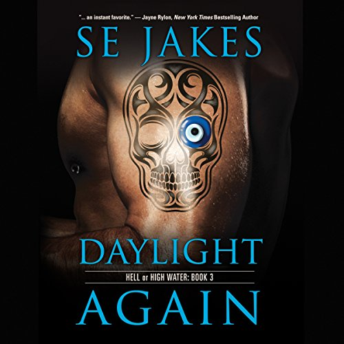 Daylight Again audiobook cover art