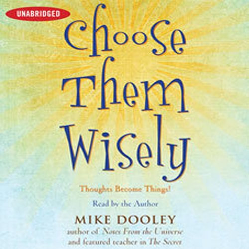 Choose Them Wisely audiobook cover art