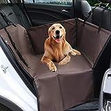 Die Pet Seat ist eine große und sichere Weg zu Ihrem Haustier zu nehmen mit Ihnen auf der Straße. UNIVERSELLE PASSFORM - Passend für fast alle Fahrzeugmodelle, funktioniert perfekt auf dem Rücksitz und dem Vordersitz. Perfekter Schutz für Autositz- D...