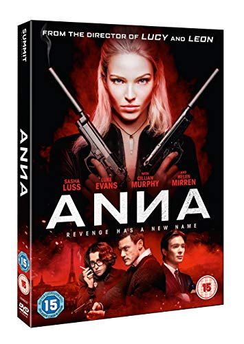 Anna [DVD] [2019]