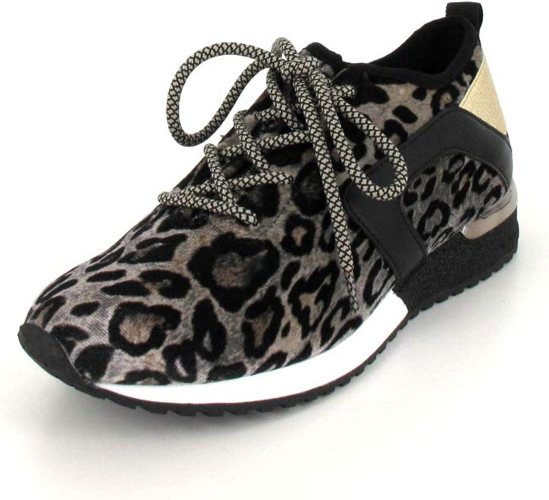 La Strada 4691, Farbe  Velvet Leopard Beige