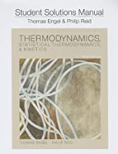 By Thomas Engel - Student Solution Manual for Thermodynamics, Statistical Thermodynamics, and Kinetics (3rd Edition) (3/17/12)