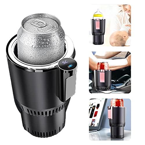 Auto Tassenwärmer Kühler Smart Combo Auto Tasse Kühlschrank Getränkehalter Kühlung Heizung Getränkedosen Kaffee In Minuten 12V Auto Electric Cup