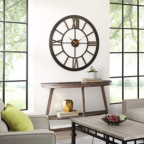 FirsTime & Co. Big Time Wall Clock, 40