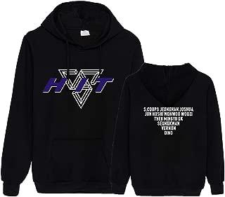 Kpop Seventeen Hoodie Hoshi Woozi Vernon Jeonghan Joshua Sweater Jacket Pullove