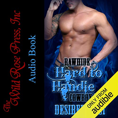 Hard to Handle audiobook cover art