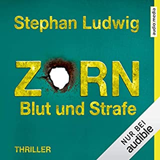 Zorn: Blut und Strafe     Zorn 8              By:                                                                                                                                 Stephan Ludwig                               Narrated by:                                                                                                                                 David Nathan                      Length: 11 hrs and 37 mins     1 rating     Overall 5.0