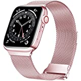 JuQBanke Magnetic Band Compatible with Apple Watch 38mm...