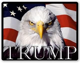 AK Wall Art Trump for President 2016 Eagle Vinyl Sticker - Car Window Bumper Laptop - Select Size