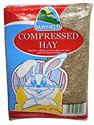 Rabbit food hay