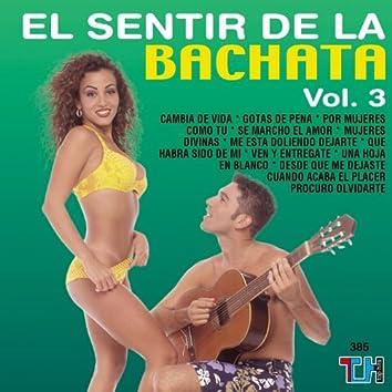 El Sentir De La Bachata Vol. 3