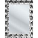 Kare Design Spiegel Crystals Steel Gold 180x80cm