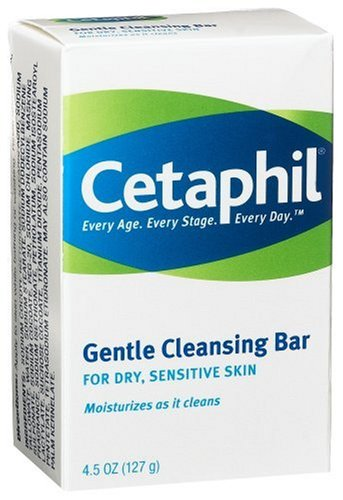Cetaphil® Gentle Cleansing Bar (Blockseifen)
