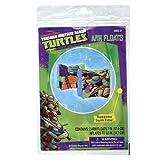 Teenage Mutant Ninja Turtles Inflatable Arm Floats - TMNT Boys Swimming Pool, Outdoor Toy