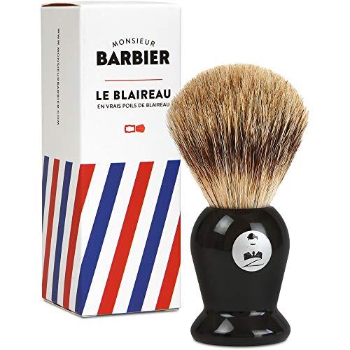 Monsieur Barbier - Brocha de afeitar para hombre